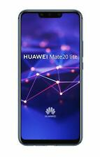Huawei Mate 20 lite blau Smartphone 6,3 Full-HD+ Display 64GB Android 8.1