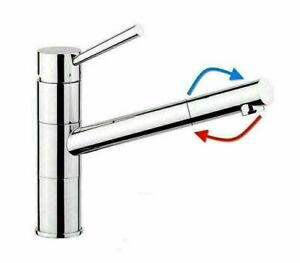 Küchenarmatur Wasserhahn Spültischarmatur Einhebel -Schwenkarm