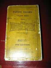 1920-1925 National Used Car Future Values Yellow Book_All Makes Ajax to Winton