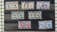 4 Stamps British Colonies & Territories Postage Stamps