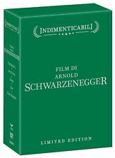 ARNOLD SCHWARZENEGGER COLLECTION 5 FILM (5 DVD) LIMITED EDITION