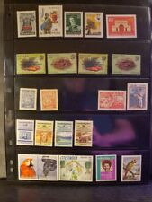 Latin America Miscellaneous Lot of 50 Stamps - MNH - See Details for List