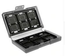 24 in 1 Nintendo Switch Game Case Holder BLACK, NEW