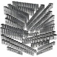 Craftsman 299-piece Ultimate Easy Read Deep Standard SAE Metric Socket Set NEW