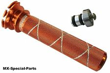 Trottle Tube aluminio # ktm excf 350 EXC-F # Ball bearing + Teflon sleeve S-Tech