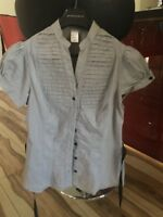 Hot Options Ladies Shirt - Size 10 (5 or more items free postage - AU only)