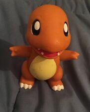 """1998 Auldey Tomy Pokemon  #03 CHARMANDER 5"""" Figure"""