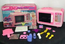 Barbie Party Bake Oven Mattel #2135 with Original Box and Accessories 1992 WORKS