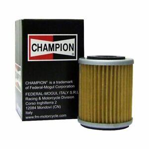 Filtro Olio CHAMPION COF042 per Yamaha YFP350 T,U Terrapro 88