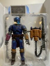 Star Wars Hasbro Black Series HEAVY INFANTRY MANDALORIAN Credit Collection Loose