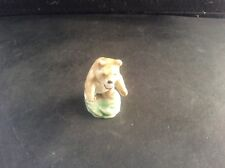 Wade Pottery Whimsies Grizzly Bear North American Animals Set 9 1958-1961