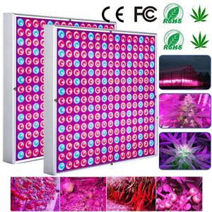 LED Pflanzenlampe Grow Light Pflanzenlicht Zimmerpflanzen Wachstumslampe Dimmbar