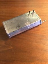 Vintage Early Lay Down Metal Gas Tank Thorp Associated Delta MRP 1/8 RC Car RC1