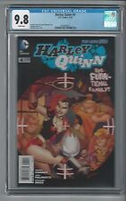 Harley Quinn #4 CGC 9.8 NM/M DC Comics New 52 5/14 Amanda Conner Cover