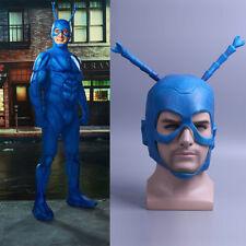 2017 TV The Tick Mask Cosplay Tick Mask Halloween Helmet Handmade Latex Mask