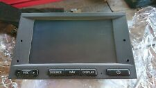 SAAB 9-5 GENUINE SAT NAV SCREEN