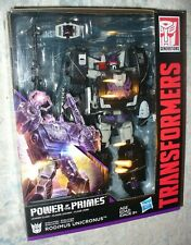 Transformers Power of the Primes Leader Class Evolution Rodimus Unicronus