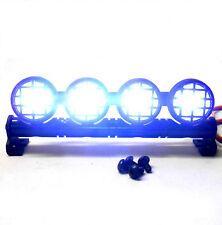 LY506W 1/10 Monster Truck Body Shell Roof Mount Light Set White Grid 4 LEDs