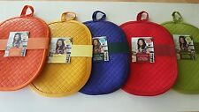 Rachael Ray Silicone Pot Holder & Trivet   YELLOW, GREEN, RED , ORANGE OR BLUE