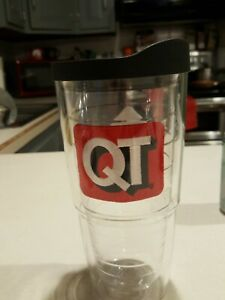 Quick Trip Folds Of Honor double-walled 24 oz Tervis Cup