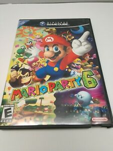 Mario Party 6 (Nintendo GameCube, 2004)