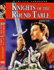Knights of the Round Table - Robert Taylor Ava Gardner - Classic Hollywood DVD