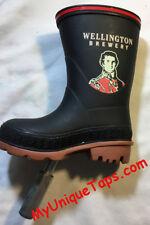 Wellington Brewing Rain Boot Beer Tap Handle Visit my ebay store
