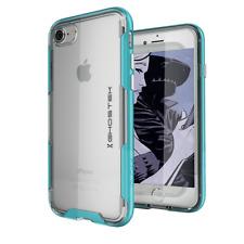iPhone 8 & iPhone 7 Case | Ghostek CLOAK Slim Clear Shockproof Wireless Charging