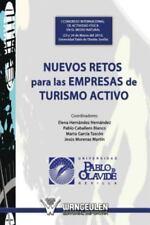 Nuevos Retos Para Las Empresas de Turismo Activo (Paperback or Softback)