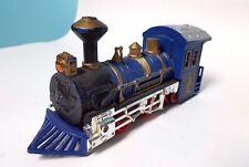 Blue Locomotive Steam Engine Train #2325 The fsdjh ej dlld Goldok Toys