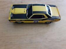 Scx Compact Slot Racing Classics 1:43 Cuda Slot Car
