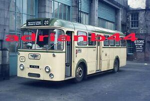 ORIGINAL  BUS SLIDE - ABERDEEN CORPORATION (EX LEEDS) AEC RELIANCE 47KUA