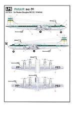 LPS Decals 1/144 DOUGLAS DC-7C PANAIR AIRLINES