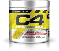 Cellucor C4 Pre Workout 5Th Generation 30 Serv Fruit Punch