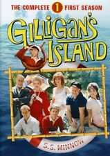 Gilligan's Island: The Complete First Season [New DVD] Full Frame, Mono Sound,
