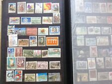 FINLAND 27 grams of used  STAMPS OFF PAPER