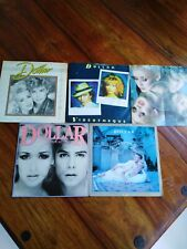 7inch Singles From Dollar 5 Records vinyl in great condition sleeves slight wear
