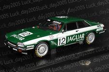 AUTOart JAGUAR XJ-S #12 TWR Racing ETCC SPA Winner 1984 Heyer/Percy 1/18