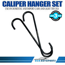 2pcs Stainless Steel Caliper Hangers for Suspension Axle Disc Brake Calipers