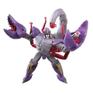 Transformers Generations WFC Kingdom Deluxe WFC-K23 Predacon Scorponok NEW!