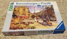 1500 piece Ravensburger Puzzle Vintage Paris RARE