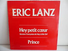 """MAXI 12"""" ERIC LANZ Hey petit coeur ( hey little girl ICEHOUSE ) 1545076"""
