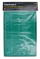 A4 CUTTING MAT NON SLIP SELF HEALING PRINTED GRID ART & CRAFT DESIGN | 220X300MM