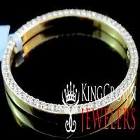 3.00 Ct Round Yellow Lab Diamond Bezel for Rolex DateJust & DayDate 41mm Watch