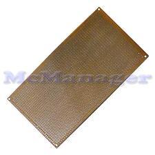 Perforados Pre Baquelita 1.2 mm Solo Lado Prototipo PCB Placa 100x150 matriz de cobre