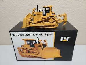 Cat D9T Dozer with Ripper - CCM Brass 1:48 Scale Model Only 110 Made! New!