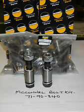 Genuine McConnel Bolt Fixing Kit For F10H Flail For Hedgecutters - 7190840
