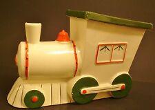 Vintage Abingdon Choo Choo Train No.651 Cookie Jar Ceramic Art Collectible