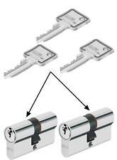 Gleichschließung / Umbaukosten für Abus Profilzylinder C73 C83 C95