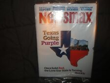 NEWSMAX MAGAZINE October 2019 TEXAS GOING PURPLE Gun Violence YOUR HOUSE SICKNES